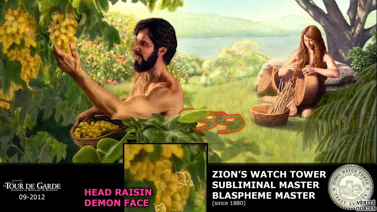 Temoins de Jéhovah Etude de la tour de garde Jehovah\'s Witnesses ...