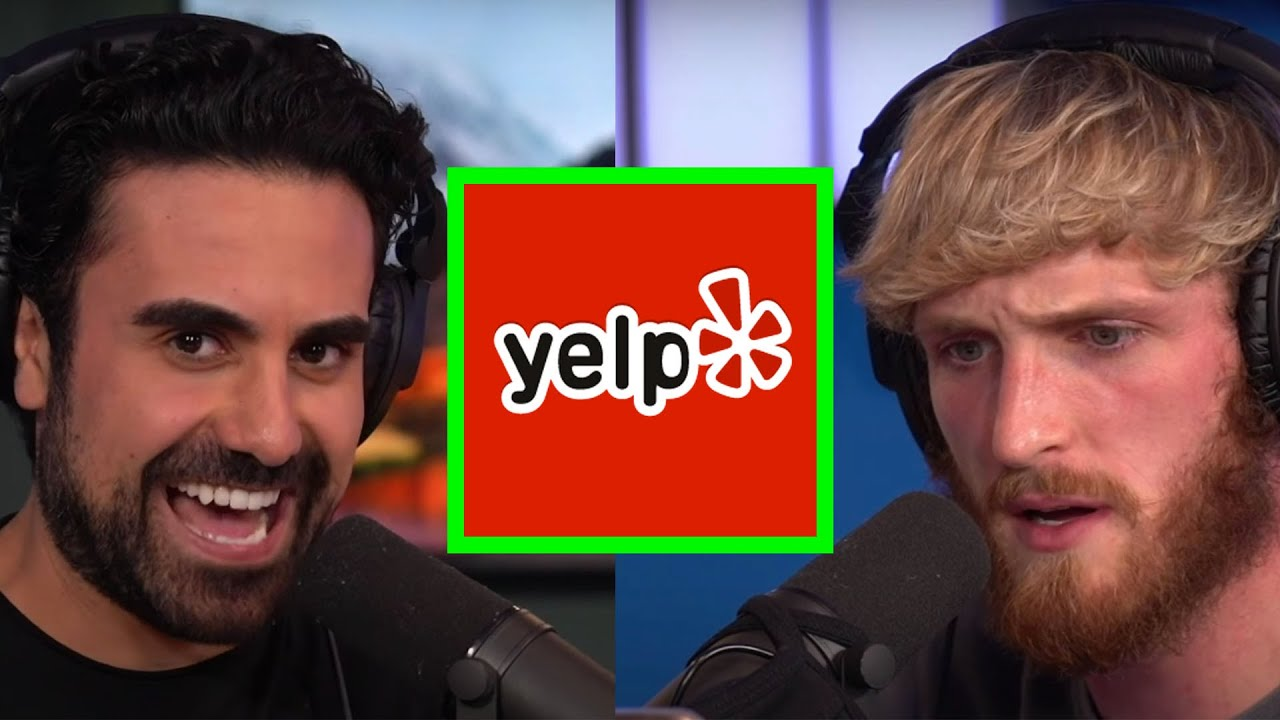 WHY LOGAN PAUL LEFT A BAD YELP REVIEW