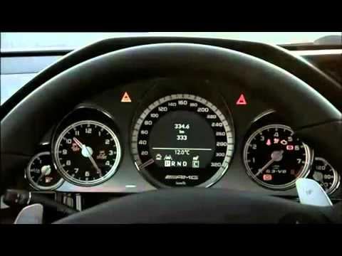 2011 mercedes e63 amg specs