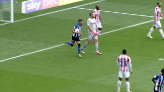 SHORT HIGHLIGHTS: Sheffield Wednesday v Stoke City