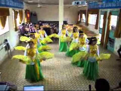 THPT Thai Hoa 2010 Giac mo trua