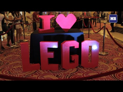 Everything is awesome at Manila's First LEGO Convention