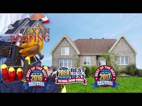 Texan Roofing 2018 Named 'Best Of The Best'  Of  Roofing Contractors In Houston