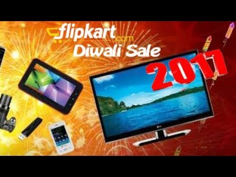 Flipkart Diwali Sale 2017 ! BUMPER OFFERS on TV , FRIDGE , A/C , COOLER , LED ETC
