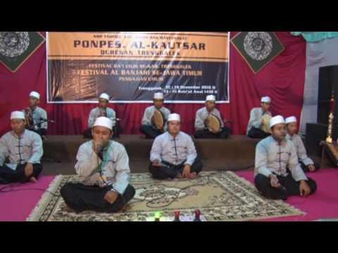 INDANA ZULFA | FESBAN AL KAUTSAR TRENGGALEK 2016 ( HD )