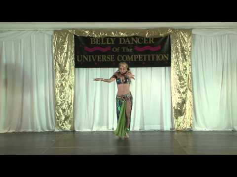 BDUC 2015 Champion Taxsim Nilay Belly Dancer Of The Universe Presented By Tonya & Atlantis