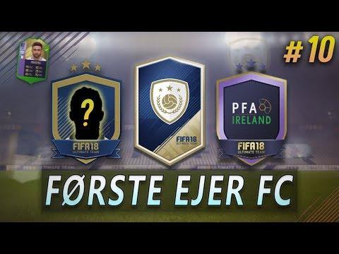 Starter På Vores Første Icon SBC!  - Første Ejer FC #10 - FIFA 18 Ultimate Team