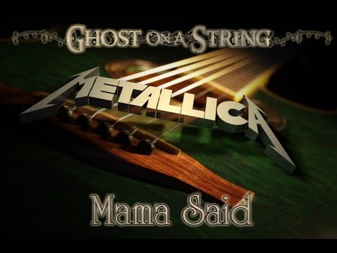 Ghost on a string - Mama Said Tutorial