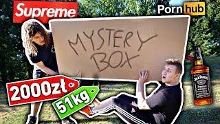 MYSTERY BOX ZA 2000ZŁ! *najcięższa tajemnicza paczka*