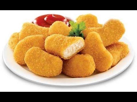 Куриные наггетсы с сыром рецепт