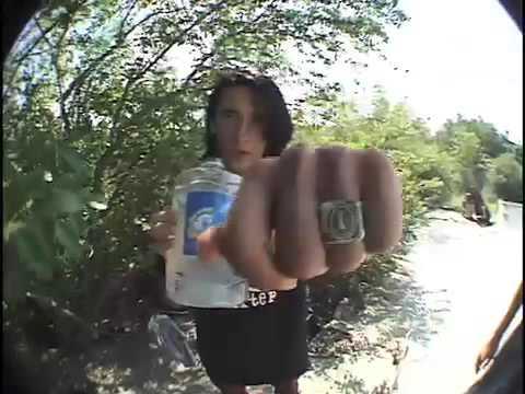 Drifter video throw away