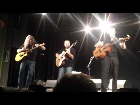 Andy Mckee, Preston Reed & Jonn Gomm UNPLUGGED!