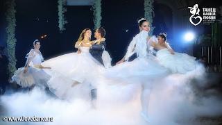"""СВАДЕБНЫЙ ТАНЕЦ С БАЛЕРИНАМИ под Celine Dion """"The Power of Love""""!"""