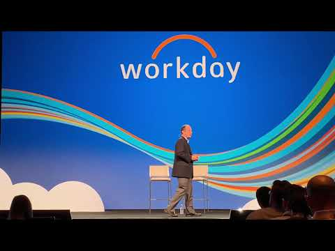 Workday Rising Day 1 2018: Financial Management Strategy & Vision Session
