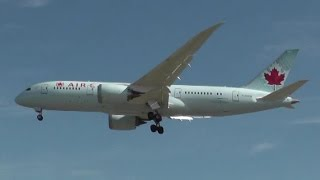 Air Canada B787-800 | C-GHPQ ► landing Toronto Lester B. Pearson Airport [CYYZ/YYZ]