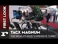 Tacx Magnum - The World's most expensive turbo?