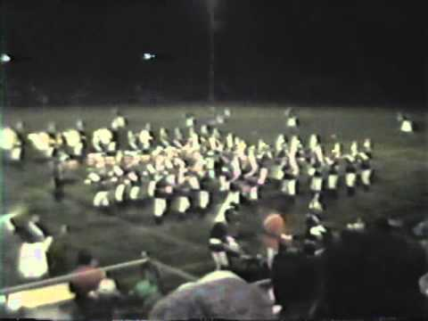 The Royal Grenadiers Drum & Bugle Corps from Kankakee, Illinois - August 1984