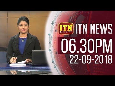 ITN News 2018-09-22 | 06.30 PM