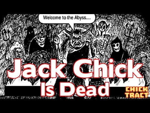 Jack Chick is Dead: The Worst Tract EVER