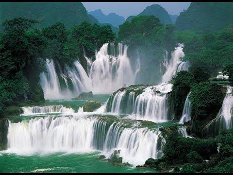 Beautiful seen during rainy at Bhivpuri waterfall full of greeny mountains.(popular picnic spot )