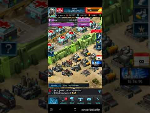 Mobile Strike  - Cyber troop ins and outs!!! 2/5/18