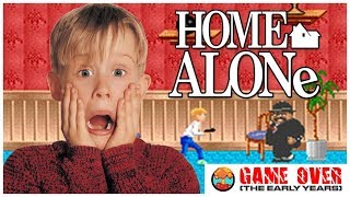 Game Over: Home Alone 1 & 2 (Super NES & Genesis) - Defunct Games
