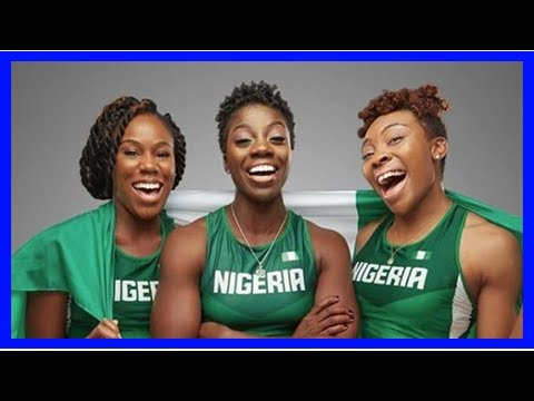 Sport News - The Nigerian team make history with professional level pyeongchang