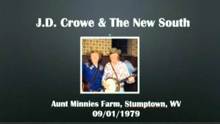 【CGUBA058】J.D. Crowe & The New South 09/01/1979