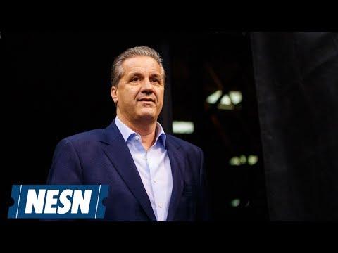 Kentucky's John Calipari Says He's Not Interested in Knicks' Head ...