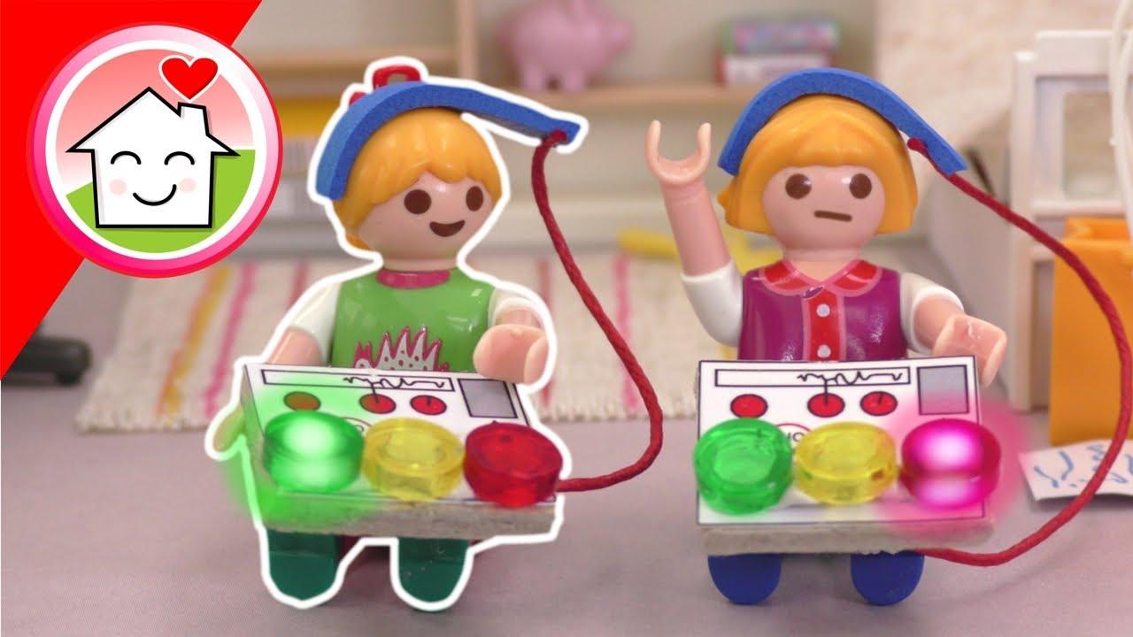 Download Playmobil Familie Hauser - Wer lügt? - Lügendetektor Geschichte mit Anna und Lena
