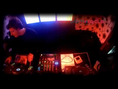 DJ Nufe at Plan B - Hobart, Tasmania - Sept 2012