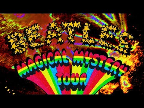 The Beatles Magical Mystery Tour  50 Years On