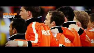Dutch World Cup ∙ the Netherlands in South Africa 2010