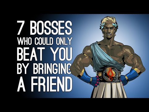 7 Bosses Who Couldn't Beat You Without Bringing A Friend