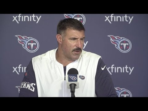 mike-vrabel-discusses-new-kicker-cody-parkey-|-tennessee-titans