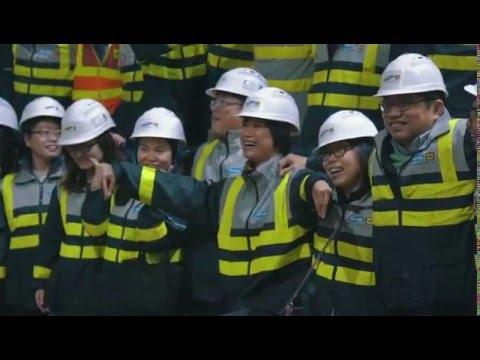Samsung-Hsin Chong Joint Venture(沙中綫工程)