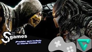 ¡Predator será personaje invitado en Mortal Kombat X!