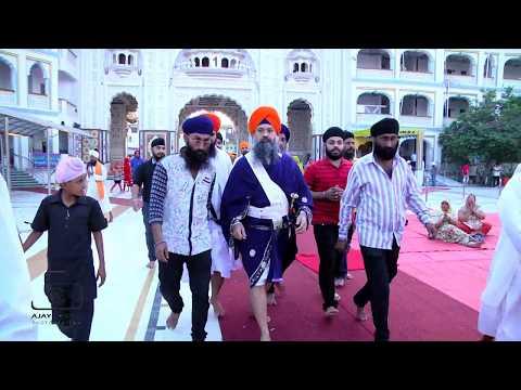 Jathedar Sant Baba Kulwant Singh Ji Takhat Sachkhand Shri Hazoor Abchal Nagar Sahib Nanded