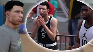 Is it possible to not get a nba tryout if you play bad? nba 2k18 my career