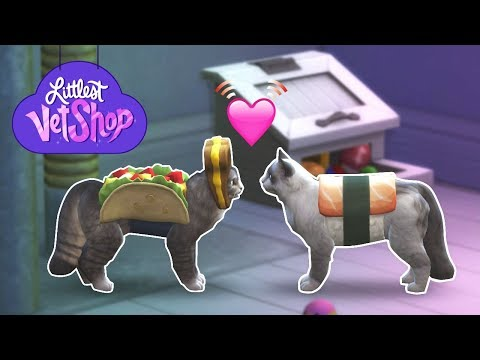 It's Mating Season! | Littlest Vet Shop - Ep4 - Sims4 Cats & Dogs