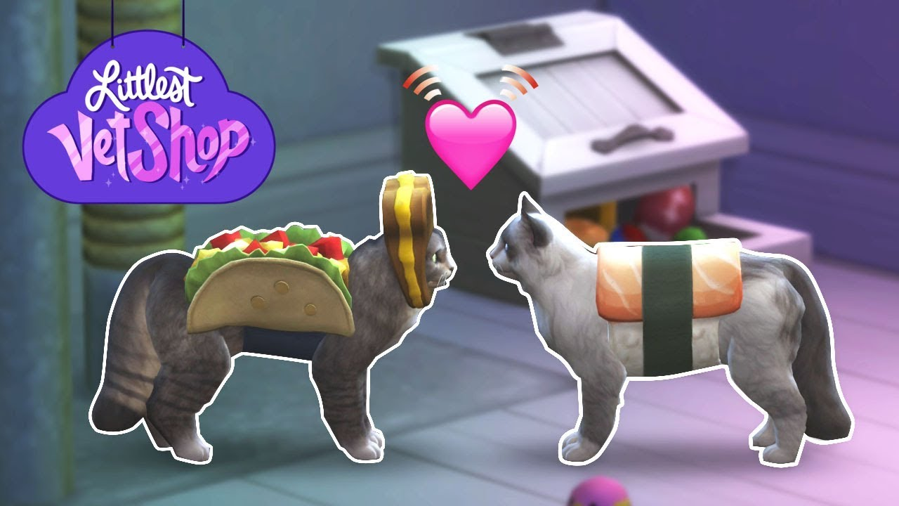 Its Mating Season Littlest Vet Shop Ep4 Sims4 Cats Dogs