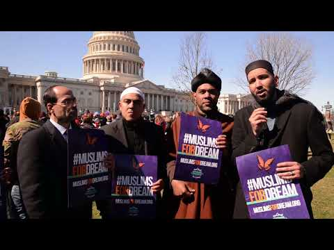 CAIR Video: Muslim Leaders Support 'Dreamers,' Take Part in Civil Disobedience at Paul Ryan's Office