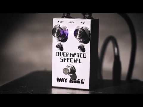 Way Huge® Smalls™ Overrated Special Overdrive | Take 1
