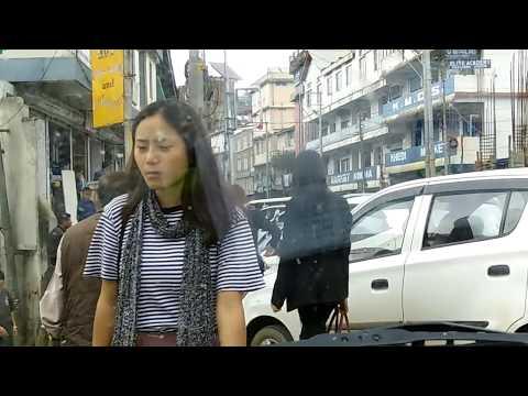 KOHIMA CITY|NAGALAND|TRAFFIC JAM