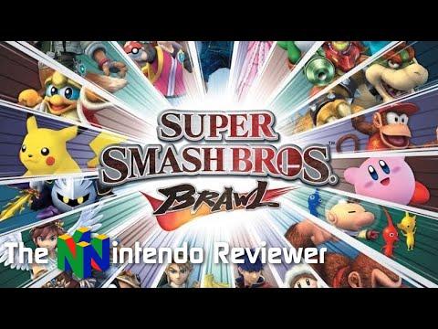 Super Smash Bros Brawl (Wii) Review