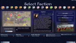 How to unlock all factions in Medieval 2 Total War | 2017 & 2018 |