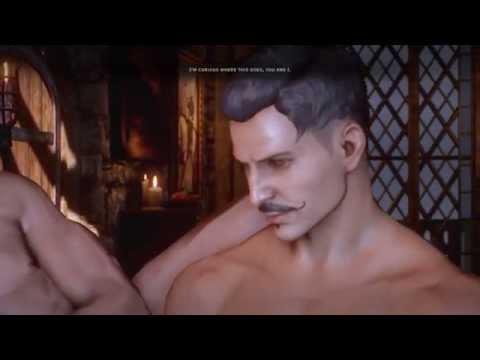Dragon Age™: Inquisition. A Gay Romance! Ha!