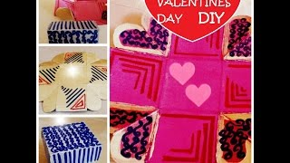 DIY - Valentines Day Gift - Exploding love box-Easy and Quick