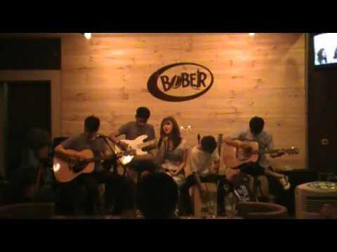 Anonymous Music - Raihlah Bersamaku @Bober Cafe bandung
