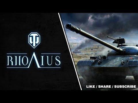 World of Tanks Romania Live Stream[Rhoaius][RO/EN][EU server] +2100 wn8